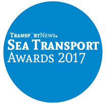 Sea Transportation Award from The Transport News