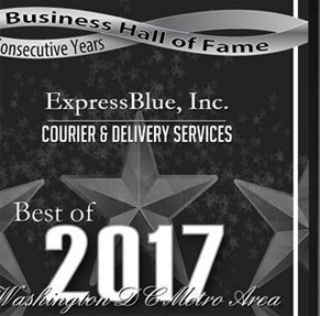 Best Delivery Service in DC Metro Area 2017